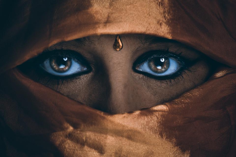 Foto Haaser - Golden Eyes